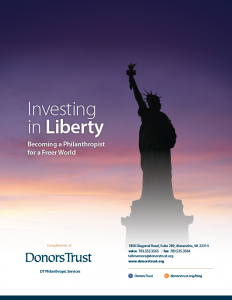 Investing in Liberty